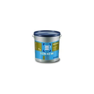UZIN KE 66 ÖkoLine - vlákny vystužené lepidlo na kaučukové podlahoviny