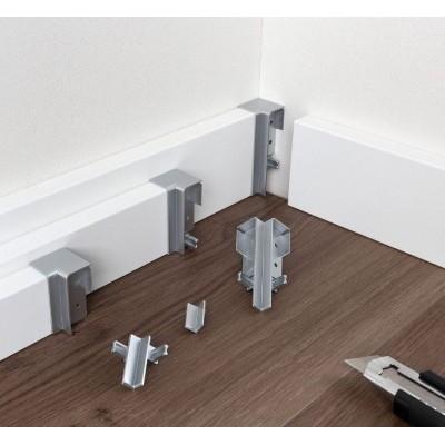 Univerzální vnitřní rohy typ 2 pro podlahovou lištu SL 3, SL 5, SL 6 a SL 18