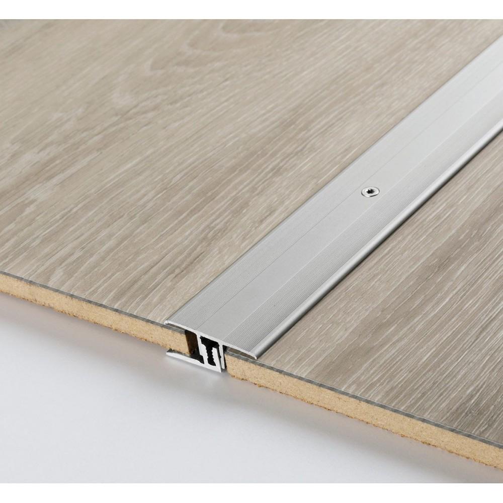 Parador - Hliníkový profil přechodový - stříbrný