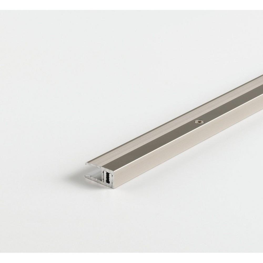 Parador - Hliníkový profil zakončovací - ušlechtilá ocel