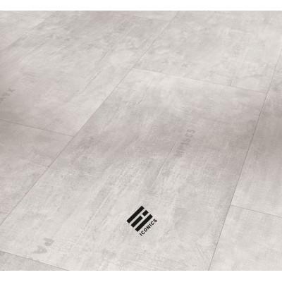 Parador Trendtime 5 - Industrila Canvas white struktura minerální Iconics - vinyl s nosnou deskou SPC - CLICK