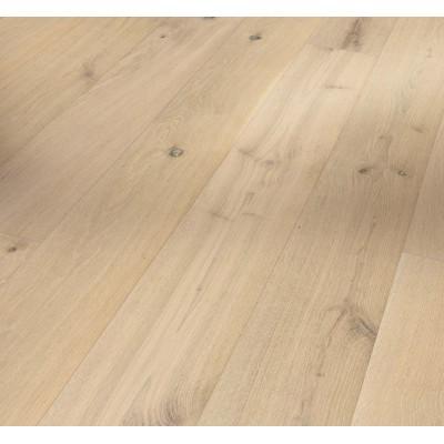 Parador Classic 3025 - Dub kartáčovaný M4V přírodně olejovaný bílý  - selský vzor - třívrstvá dřevěná podlaha