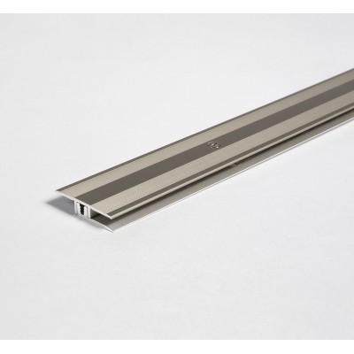 Parador - Hliníkový profil přechodový - Eloxovaný hliník, ušlechtilá ocel