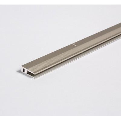 Parador - Hliníkový profil zakončovací - eloxovaný hliník, ušlechtilá ocel