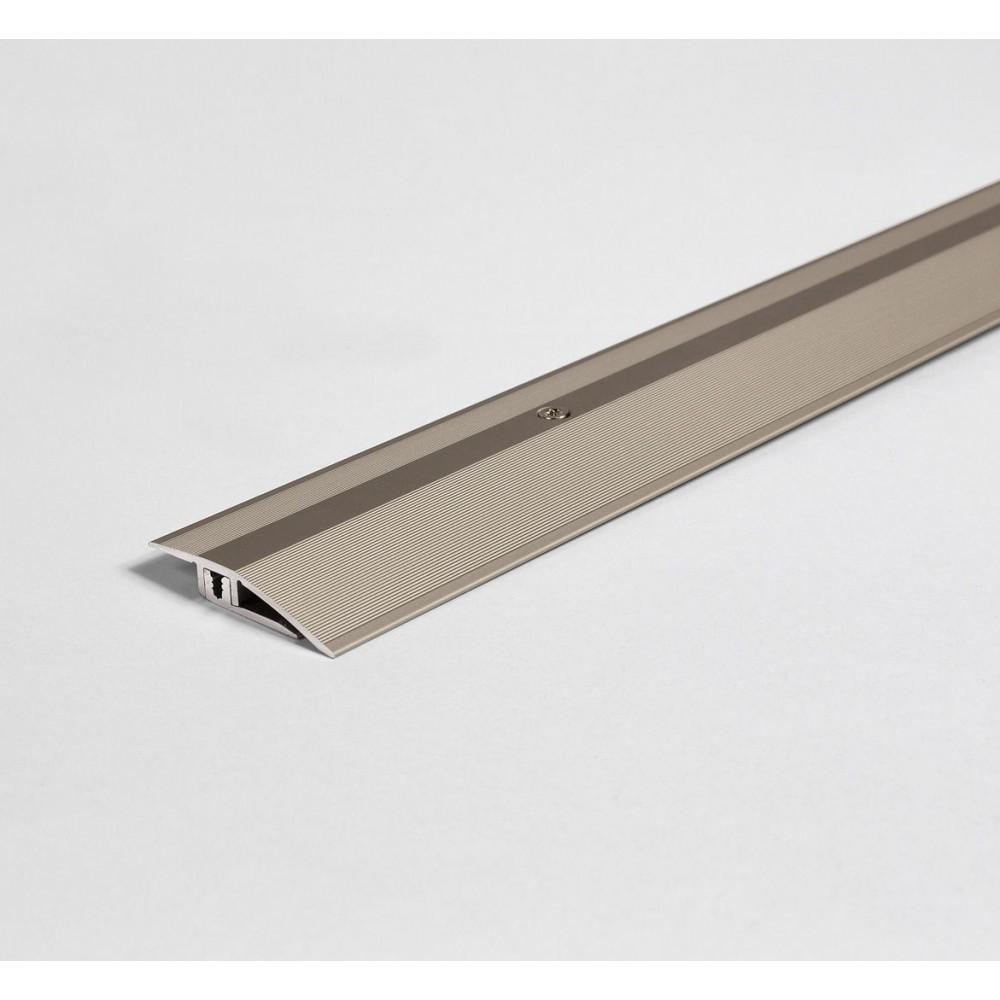 Parador - Hliníkový profil adaptační - eloxovaný hliník, ušlechtilá ocel